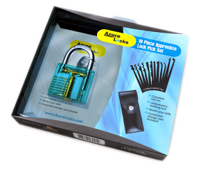 Azure Lock Pick Set