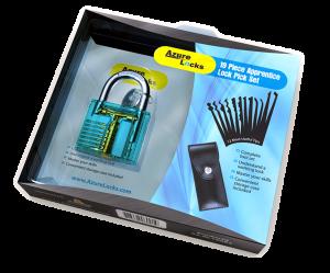 Azure Lock Pick Set